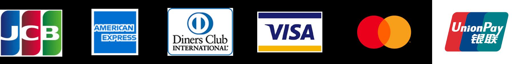亦可使用信用卡